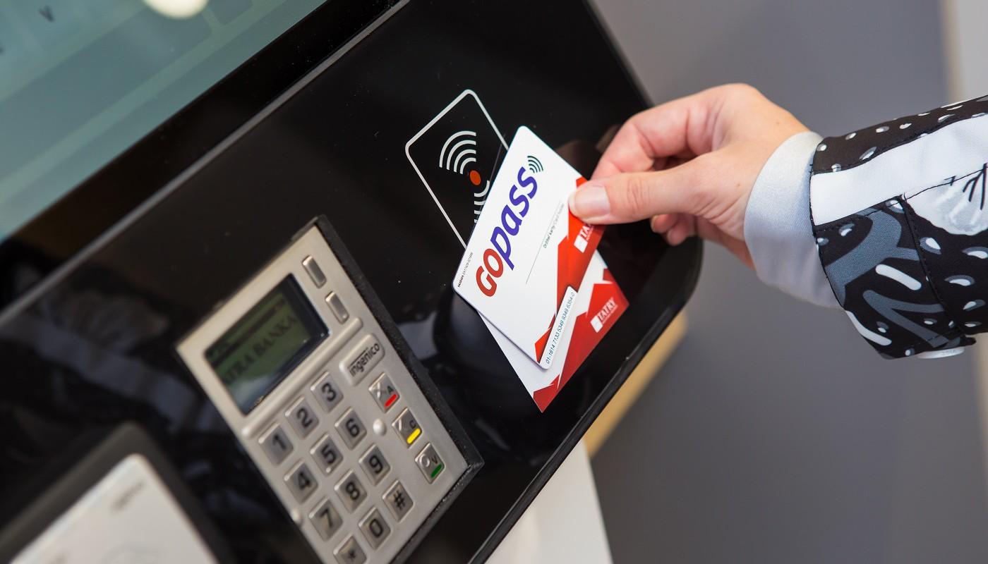 Dodané platobné kiosky TMR